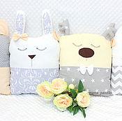 Работы для детей, handmade. Livemaster - original item Copy of Copy of Copy of Baby set pillows. Handmade.