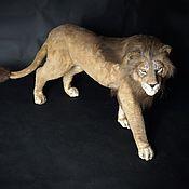 Куклы и игрушки handmade. Livemaster - original item Leo. Realistic toy.. Handmade.