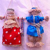 """Куклы и игрушки ручной работы. Ярмарка Мастеров - ручная работа Народная свадебная кукла """"Неразлучники"""". Handmade."""