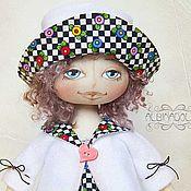 Куклы и игрушки handmade. Livemaster - original item Nina. Handmade.