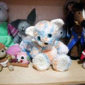 Куклы и игрушки ручной работы. Ярмарка Мастеров - ручная работа Почти тигр. Handmade.