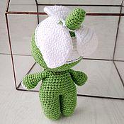 Куклы и игрушки handmade. Livemaster - original item Doll-snowdrop. Handmade.