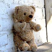 Куклы и игрушки handmade. Livemaster - original item Bull - Linden bear. Handmade.