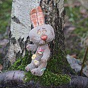 Куклы и игрушки ручной работы. Ярмарка Мастеров - ручная работа Мартовский заяц. Handmade.