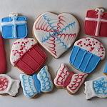 Надежда, расписные печенья, пряники - Ярмарка Мастеров - ручная работа, handmade