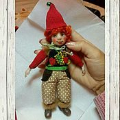 Куклы и игрушки handmade. Livemaster - original item Gnomes. Handmade.