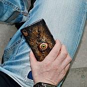 Сумки и аксессуары handmade. Livemaster - original item Phone case. Handmade.