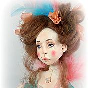 коллекционная кукла КЛЕМАНС (ПРОДАНА)