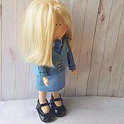 Куклы и игрушки handmade. Livemaster - original item Doll stewardess. Handmade.