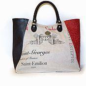 Сумки и аксессуары handmade. Livemaster - original item Bag vintage style