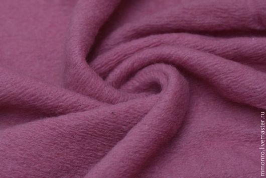 Шитье ручной работы. Ярмарка Мастеров - ручная работа. Купить Мериносовая шерсть, вязаная ткань, Дэбора. Handmade. Ткань, меринос