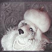 """Куклы и игрушки ручной работы. Ярмарка Мастеров - ручная работа коллекционная игрушка """"Снежная королева"""". Handmade."""