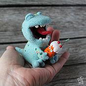"""Куклы и игрушки ручной работы. Ярмарка Мастеров - ручная работа Авторская композиция """"Конфетная Жрушка"""". Handmade."""