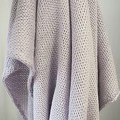 handmade. Livemaster - original item Bacchus:the scarf from baby Alpaca with silk. Handmade.