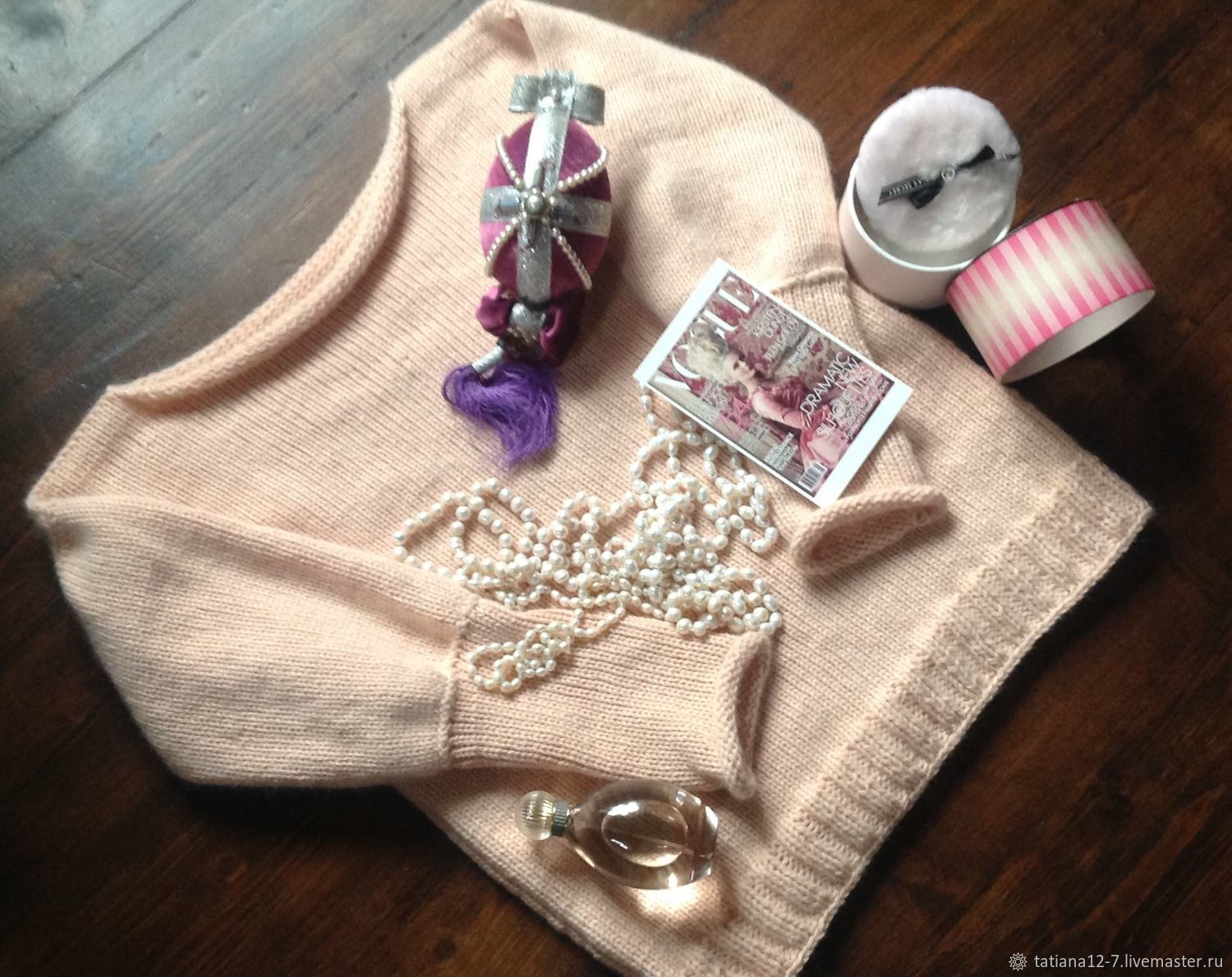 ' Marie-Antoinette ' design sweater, Jumpers, Moscow,  Фото №1