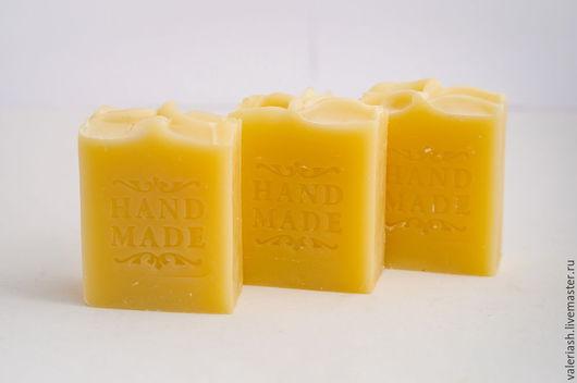 """Мыло ручной работы. Ярмарка Мастеров - ручная работа. Купить Натуральное мыло """"Можжевеловое"""". Handmade. Бежевый, растительные масла"""