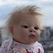 Куклы Reborn ручной работы. Ярмарка Мастеров - ручная работа Кукла Реборн Лилибет Lilybeth. Handmade.