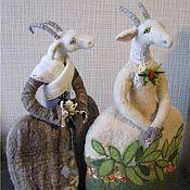 Куклы и игрушки ручной работы. Ярмарка Мастеров - ручная работа Грелки на чайник. Handmade.