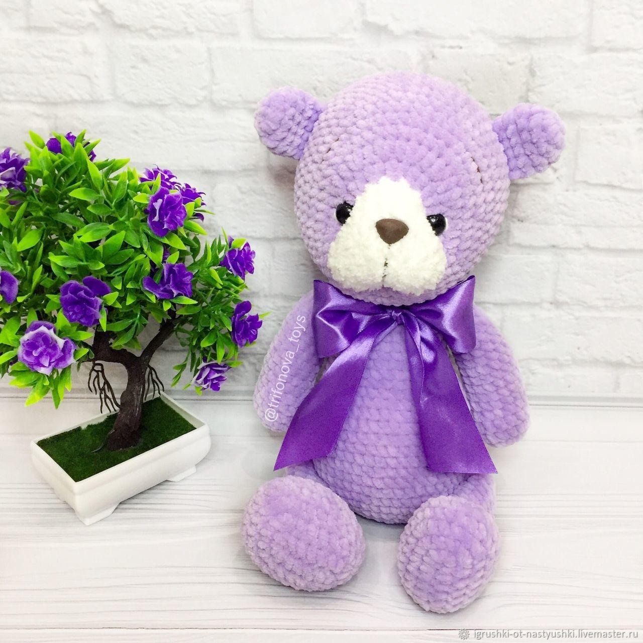 медвежонок, Мягкие игрушки, Самара,  Фото №1