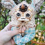Куклы и игрушки ручной работы. Ярмарка Мастеров - ручная работа Пыльные кролики ,  чердачый заяц, большой выбор. Handmade.