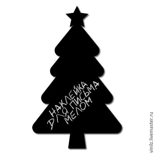 скидки, новогоднее украшение, для письма мелом, новогодний интерьер