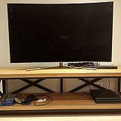 Для дома и интерьера handmade. Livemaster - original item TV rack. Handmade.