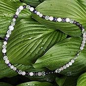 Украшения handmade. Livemaster - original item Wonderful necklace made of natural stones. Handmade.