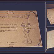 Дизайн и реклама ручной работы. Ярмарка Мастеров - ручная работа Упаковка для фотографов. Handmade.