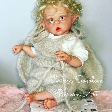 Куклы и игрушки ручной работы. Ярмарка Мастеров - ручная работа Офелия. Handmade.