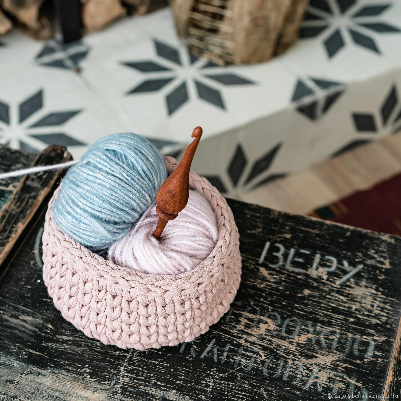 Wooden crochet hook 7mm (Bubingo) K179, Crochet Hooks, Novokuznetsk,  Фото №1