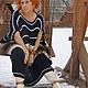"""Платья ручной работы. Ярмарка Мастеров - ручная работа. Купить оригинальное платье """"Без компромиссов"""". Handmade. Разноцветный"""