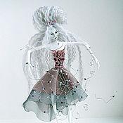Куклы и игрушки ручной работы. Ярмарка Мастеров - ручная работа Паучиха. Handmade.