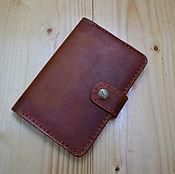 handmade. Livemaster - original item Passport cover. Handmade.