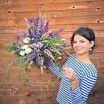 """Vintage Flower"" - Ярмарка Мастеров - ручная работа, handmade"