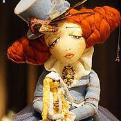 Куклы и игрушки ручной работы. Ярмарка Мастеров - ручная работа куколка Vivyen / Вивьен. Handmade.
