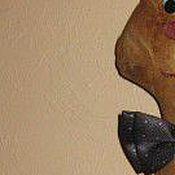"""Куклы и игрушки ручной работы. Ярмарка Мастеров - ручная работа кот """"Василий"""". Handmade."""