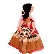 """Куклы и игрушки ручной работы. Ярмарка Мастеров - ручная работа Феечка тильда """"Кармелита"""". Handmade."""