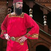 Русский стиль handmade. Livemaster - original item Shirt men`s Prince. Handmade.