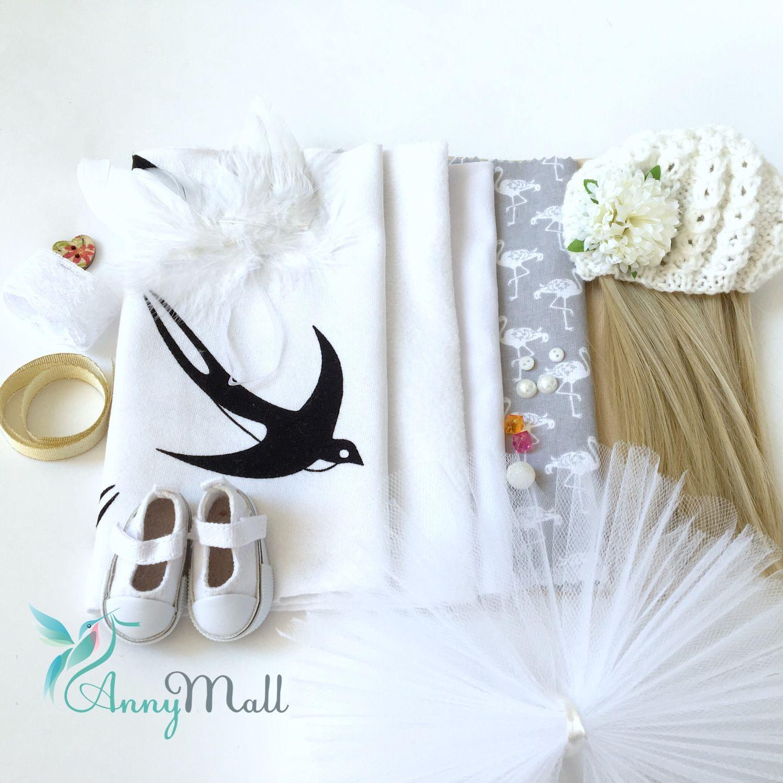 Набор для создания куклы «Ангел или птица?», Материалы для кукол и игрушек, Одинцово,  Фото №1