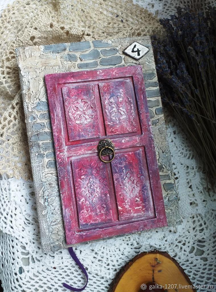"""Блокнот """"Волшебная дверь"""", Блокноты, Москва,  Фото №1"""