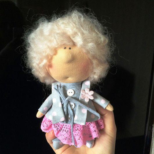 Куклы Тильды ручной работы. Ярмарка Мастеров - ручная работа. Купить Интерьерная кукла. Handmade. Бежевый, кукла интерьерная