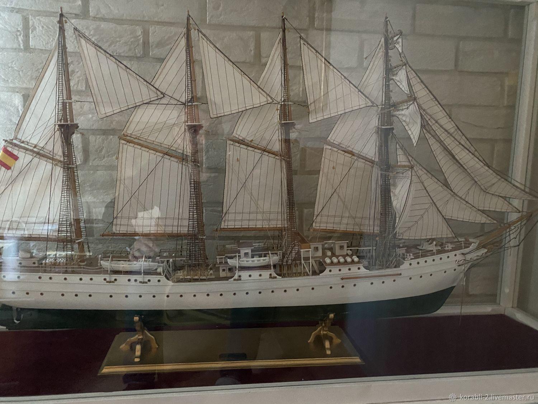 Корабль макет, Именные сувениры, Москва,  Фото №1