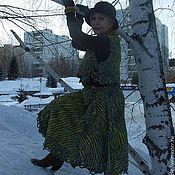 Одежда ручной работы. Ярмарка Мастеров - ручная работа Осень среди зимы.. Handmade.