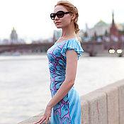 """Одежда ручной работы. Ярмарка Мастеров - ручная работа Платье """"Вода"""". Handmade."""