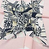 Материалы для творчества ручной работы. Ярмарка Мастеров - ручная работа Платочный шелк Carlisle оригинал. Handmade.