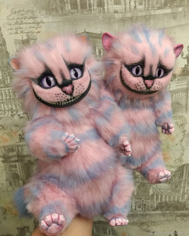 Чеширский кот игрушка Чешир, Мягкие игрушки, Тула,  Фото №1