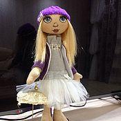 Куклы и пупсы ручной работы. Ярмарка Мастеров - ручная работа Интерьерная кукла Диана. Handmade.