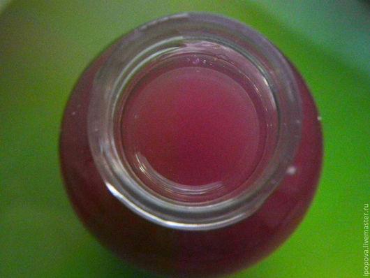 """Мыло ручной работы. Ярмарка Мастеров - ручная работа. Купить Жидкое мыло с розовой глиной """" Земляничка"""". Handmade. Розовый"""