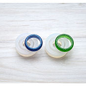 Материалы для творчества ручной работы. Ярмарка Мастеров - ручная работа Молд для кольца 19 см... Handmade.