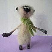 Куклы и игрушки ручной работы. Ярмарка Мастеров - ручная работа Кот Афоня. Handmade.